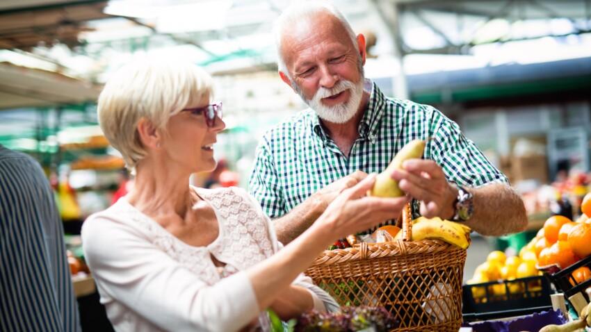 Manger bio après 50 ans, on a beaucoup à y gagner