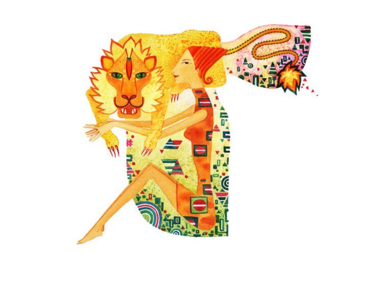 le vrai horoscope lion