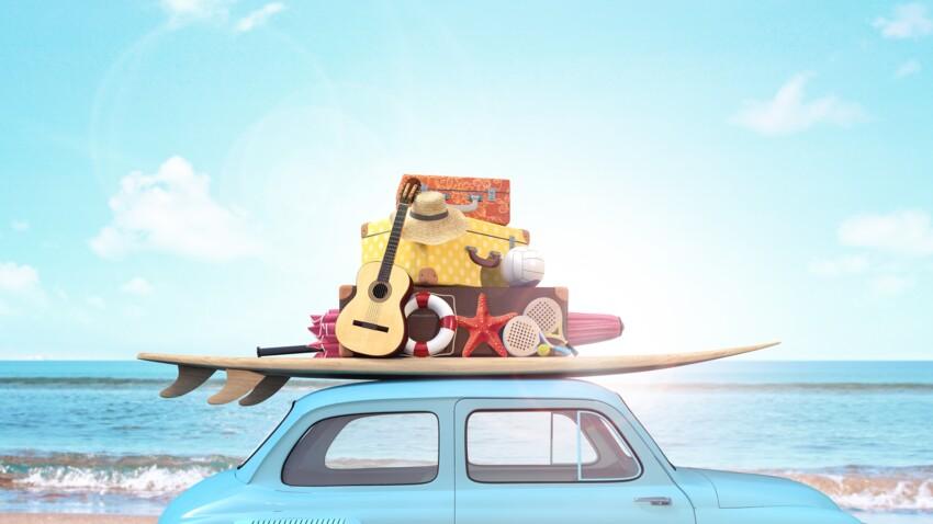 Surfacturation de location, essence trop chère, problème au péage... quels sont vos droits sur la route des vacances ?