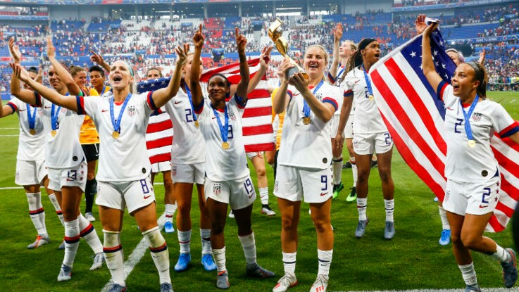Les américaines, championnes de foot grâce à leur cycle menstruel ?