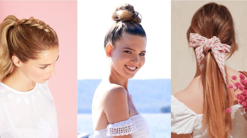 20 coiffures pour être belle à la plage