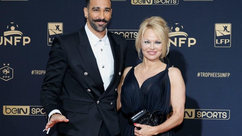 Adil Rami très en colère contre Pamela Anderson