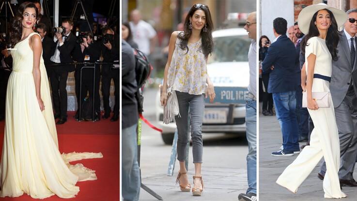 PHOTOS - Amal Clooney, nouvelle icône de style : retour sur les plus beaux looks !