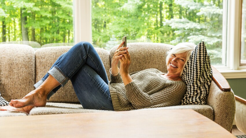 Smartphone pour senior, on se lance ?