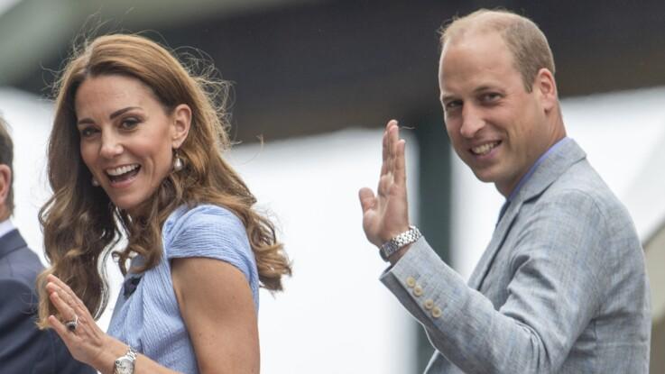 Kate Middleton et le prince William : ces gestes qui montrent qu'ils sont plus amis qu'amants