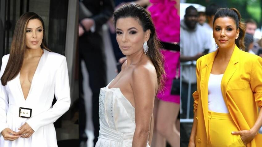 Eva Longoria : toutes ses plus belles coiffures en images