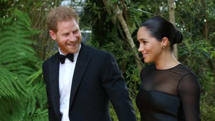 Photos - Meghan et Harry, les clichés de leur sortie inattendue au pub avec Archie dévoilés !