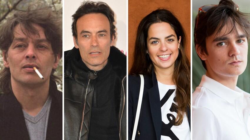 Photos - Alain Delon : qui sont ses enfants Ari Boulogne, Anthony, Anouchka et Alain-Fabien Delon ?