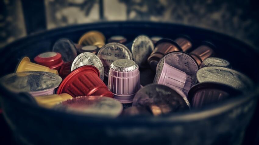 Pourquoi il ne faut pas jeter ses capsules ou dosettes de café ? 5 choses géniales que l'on peut faire avec