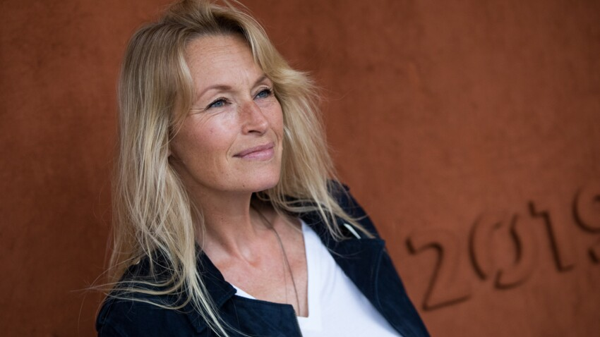 Estelle Lefébure revient sur le drame qu'elle a vécu lors de son mariage avec David Hallyday