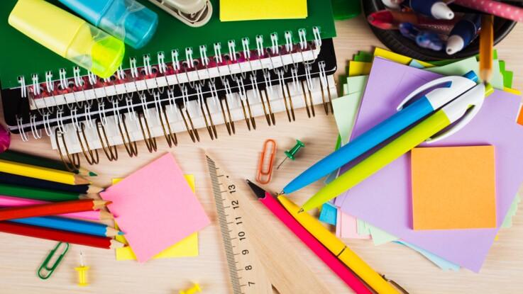Fournitures scolaires : les nouveautés de la rentrée 2019