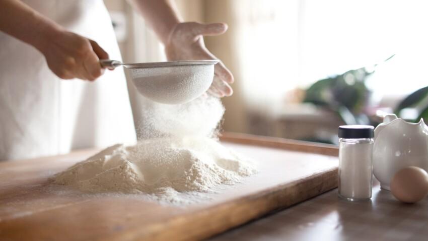 Comment tamiser de la farine ?