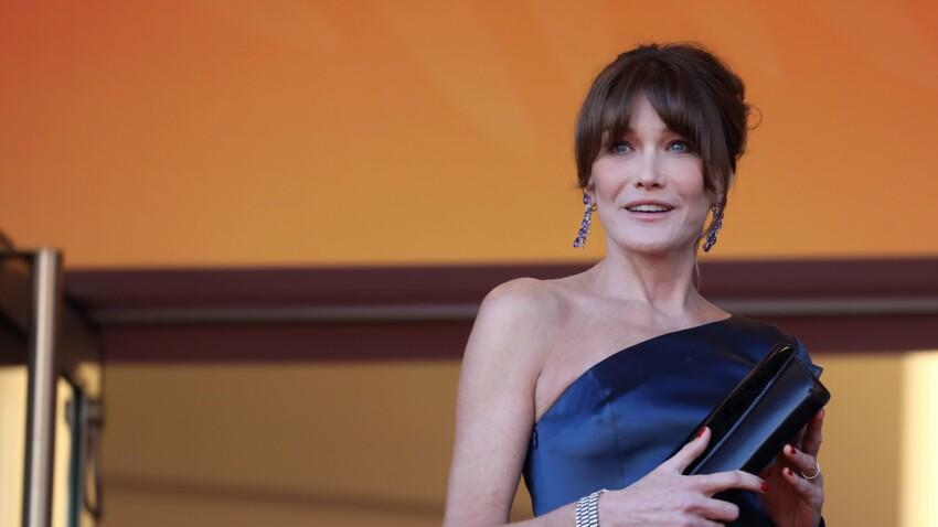 Carla Bruni Sarkozy Ce Cliche Trop Craquant De Sa Fille Giulia Avec Nicolas Sarkozy Femme Actuelle Le Mag