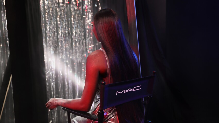 Aya Nakamura collabore avec M.A.C cosmetics pour une collection exclusive
