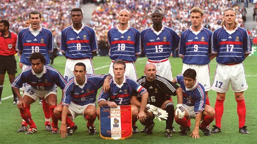 Un champion du monde de football 1998 arrêté en état d'ivresse