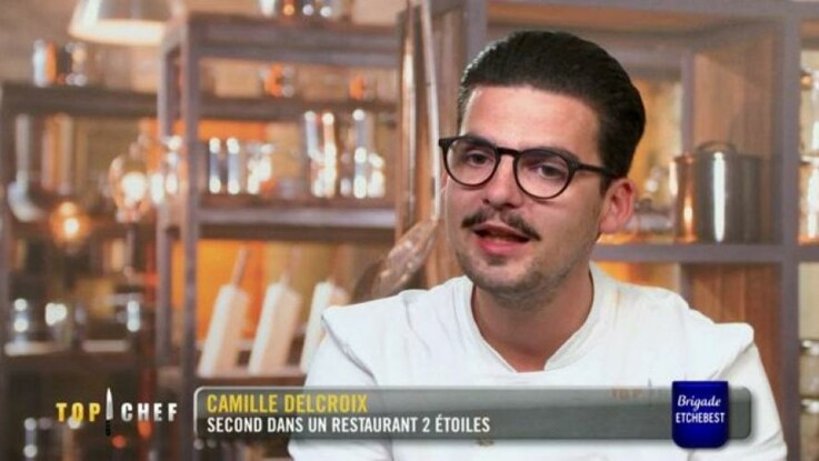 Top Chef : Camille Delcroix, le vainqueur de l'édition 2018, est papa