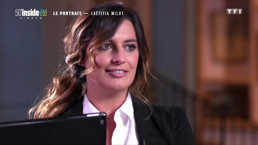 50 minutes inside : Laetitia Milot, en larmes, parle de son combat contre l'endométriose