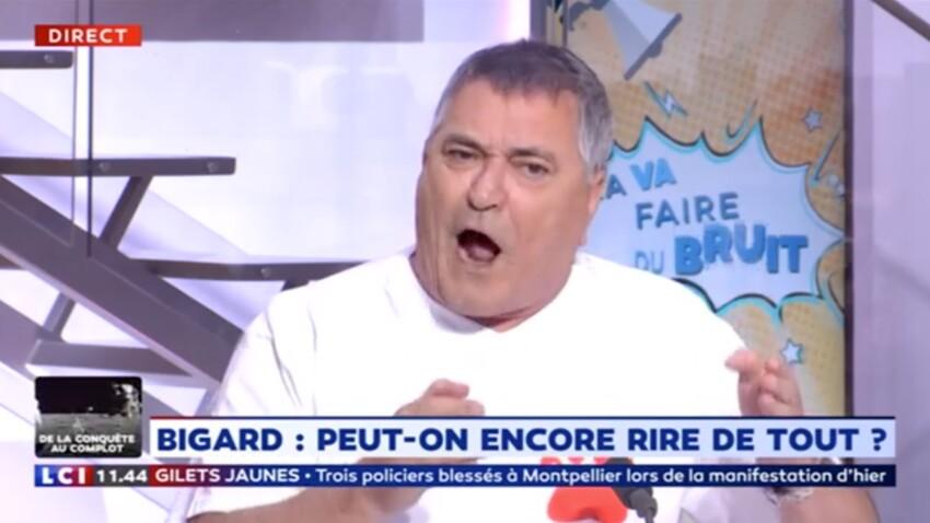 """Blague sur le viol : Jean-Marie Bigard """"poignardé"""" par Muriel Robin, l'humoriste pousse un coup de gueule"""