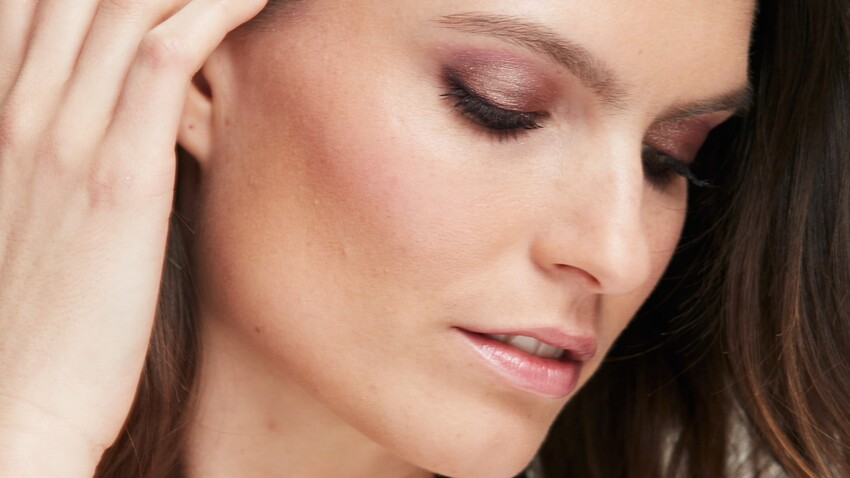 Tuto make-up : comment réussir un smoky scintillant