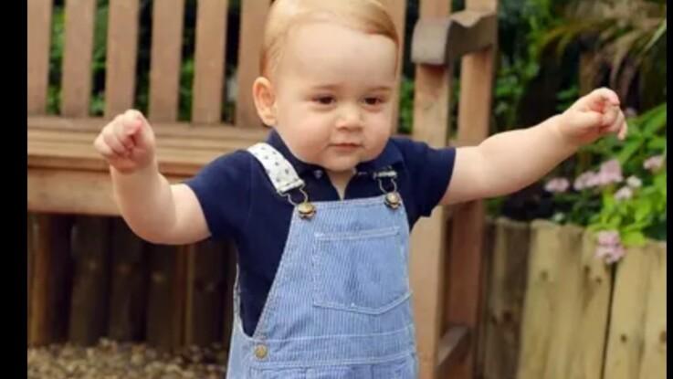 Le Prince George a six ans ! Retour en images sur ses grimaces les plus drôles