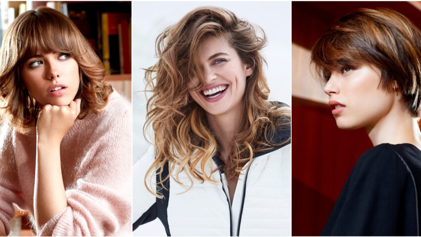 Les tendances coupe de cheveux de l'automne-hiver