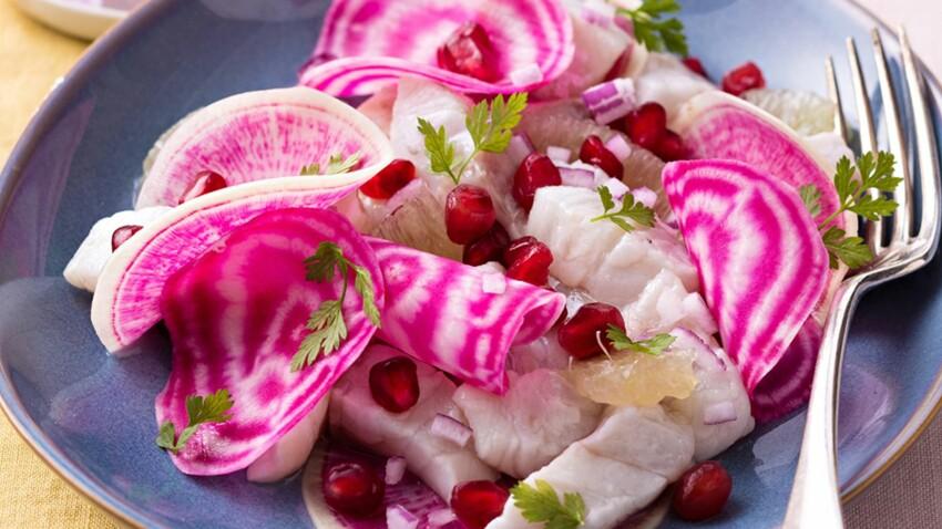 Ceviche : nos meilleures recettes à base de poisson cru mariné