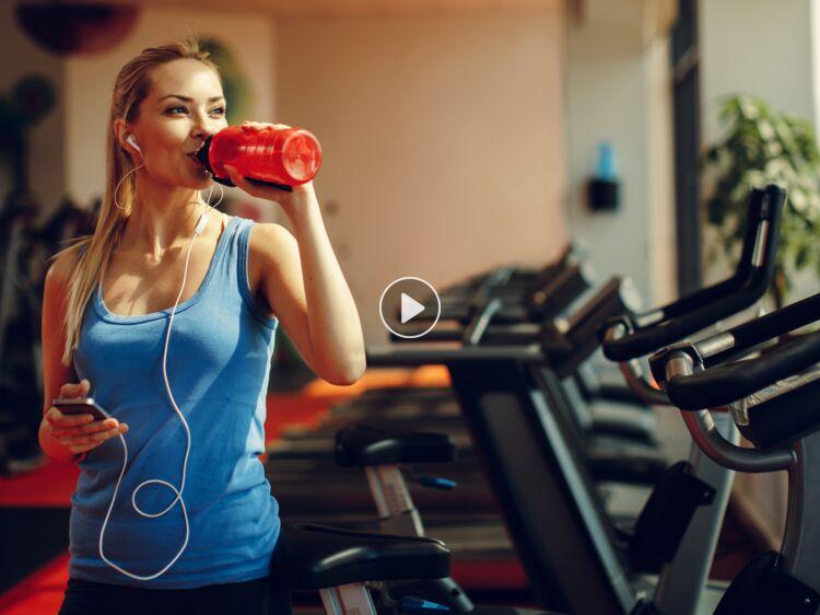 Programme sport pour maigrir en salle : 1 heure pour s'affiner de partout !