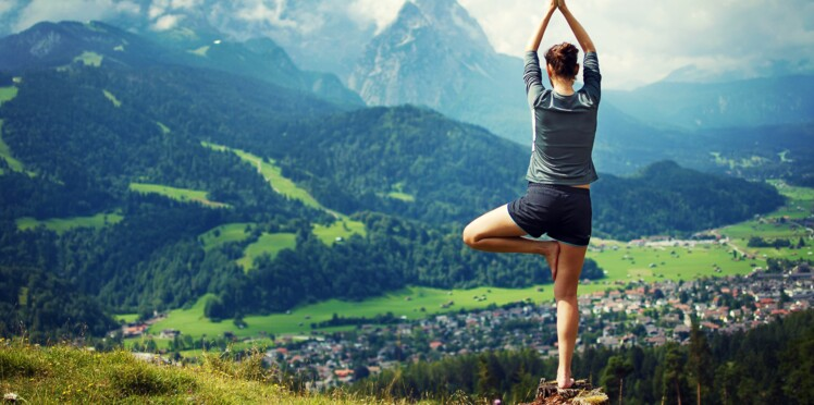 4 bonnes raisons de combiner yoga et rando