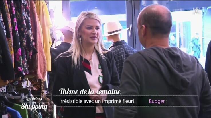 Les reines du shopping : un vendeur craque totalement pour une candidate !