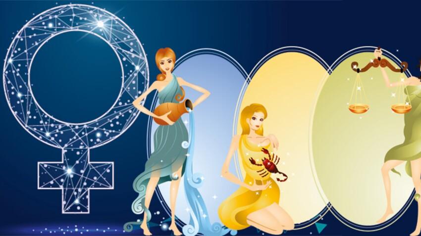 Vénus : dans quel signe astrologique se trouvait-elle à votre naissance ?