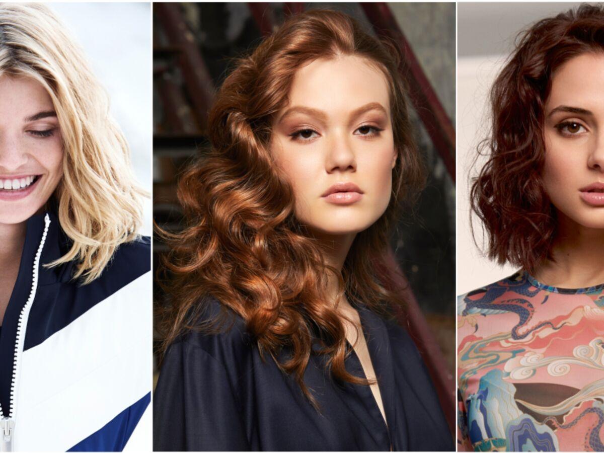 femme actuelle - les colorations tendances de l'automne hiver 2019/2020
