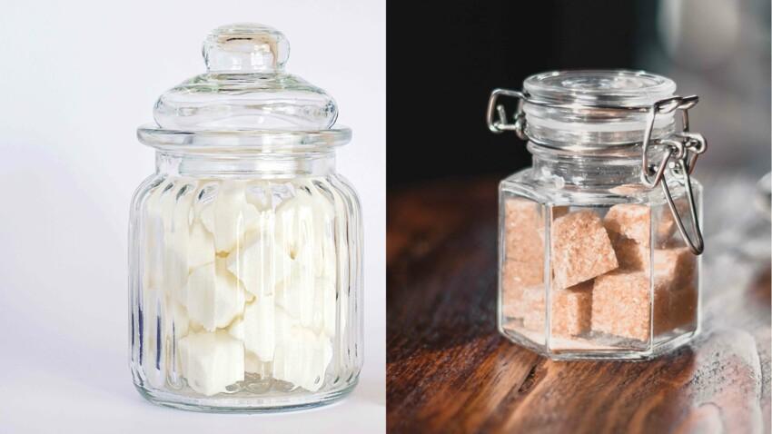 Sucre blanc et sucre roux : quelles sont les différences ?