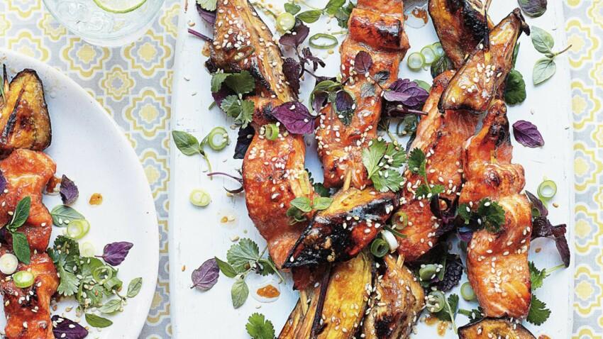 Barbecue, plancha ou poêle : toutes nos idées de marinades pour le poisson