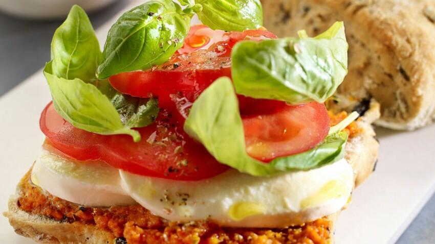 Apéro dînatoire : 10 recettes fraîches et originales de tartines et sandwichs