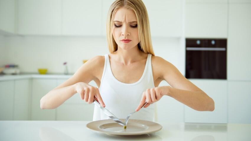 Ces assiettes étonnantes accusées d'encourager les troubles alimentaires ont été retirées de la vente