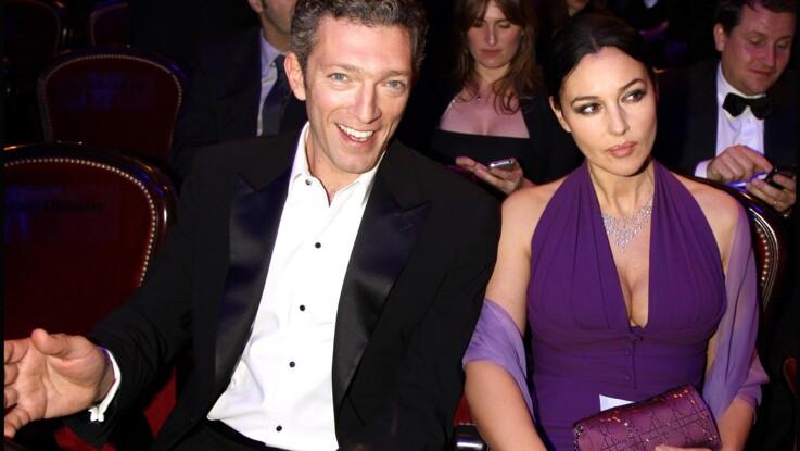 """Monica Bellucci dévastée après sa rupture avec Vincent Cassel, elle confie avoir """"énormément souffert"""""""