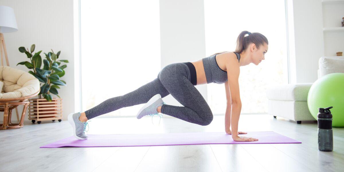 Programme De Musculation Pour Debutant Les Exercices Du Coach Pour S Entrainer A La Maison Femme Actuelle Le Mag