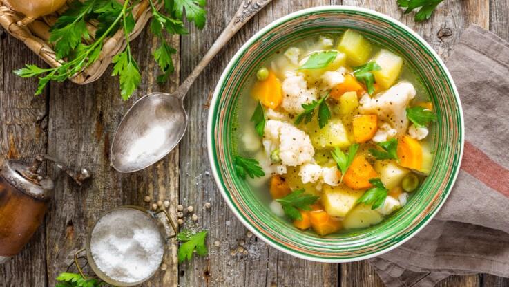 Régime soupe: 10 recettes pour maigrir à toute vitesse!
