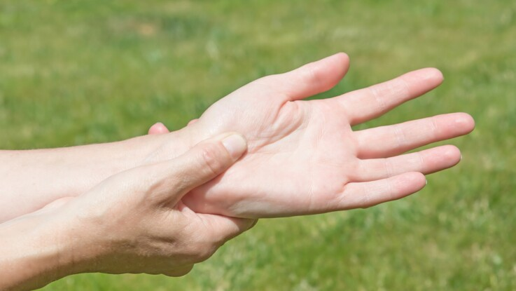 Comment soigner une tendinite?