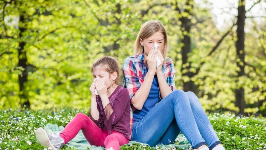Allergie au pollen: comment reconnaître les symptômes?