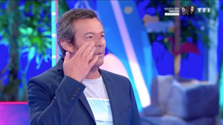 Femme Actuelle 12 Coups De Midi Jean Luc Reichmann Fatigué Après Une Longue Soirée Avec Zette