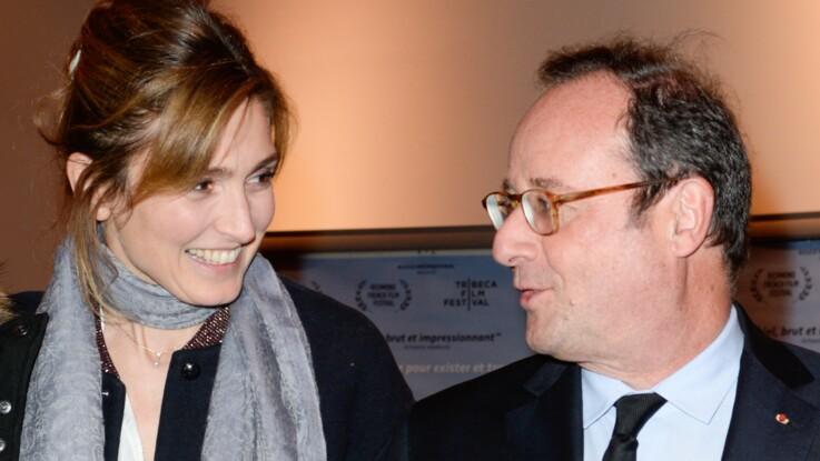 François Hollande et Julie Gayet s'éclatent sur du hip-hop à l'Indie Fest