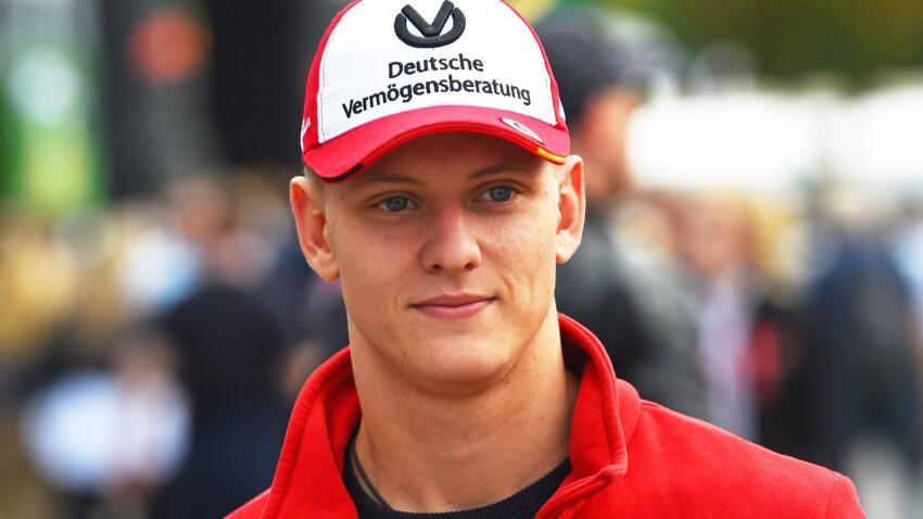 Mick Schumacher rend un bel hommage à son père, Michael Schumacher