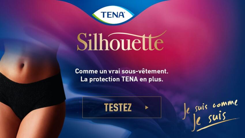 Testez le sous-vêtement Tena Silhouette Noir