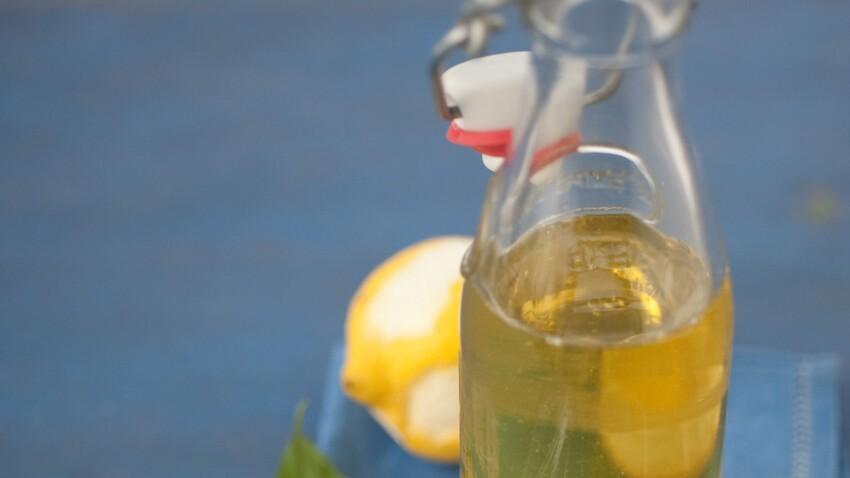 Anti-gaspi,  les zestes de citrons confits