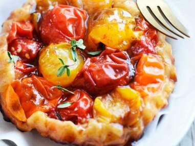 Nos recettes à la tomate préférées, de l'entrée au dessert
