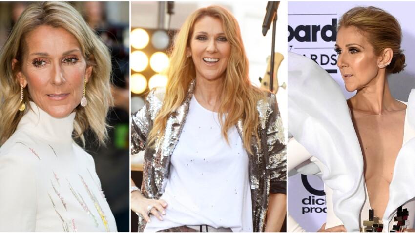 Céline Dion, ses plus belles coiffures en images