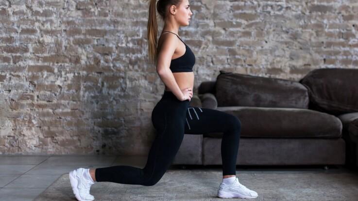 Affiner ses jambes grâce aux fentes : mon challenge 30 jours !