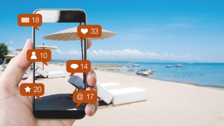 Pourquoi il faut se méfier avant de poster une photo de vacances sur les réseaux sociaux ?