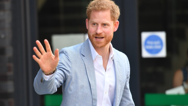 Prince Harry au coeur d'une polémique après ses propos sur le racisme